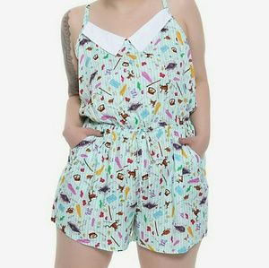 Honeydukes Harry Potter Romper